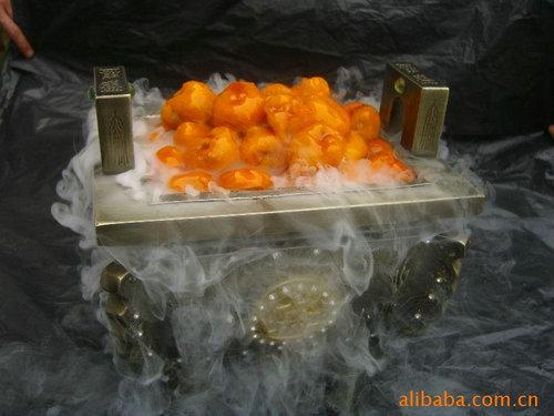 菜肴专用干冰